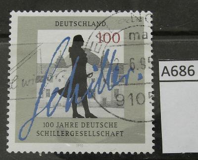 A686 Německo na doplnění