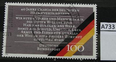 A733 Německo na doplnění