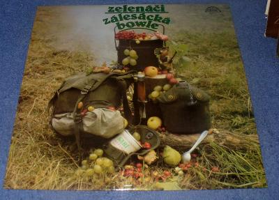 LP Zelenáči - Zálesácká bowle