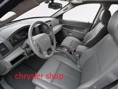 Jeep Grand Cherokee 05-07 , sada airbagů MOPAR