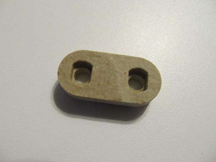 keramická vložka do staré žehličky-stará žehlička-2xfoto - Malé elektrospotřebiče
