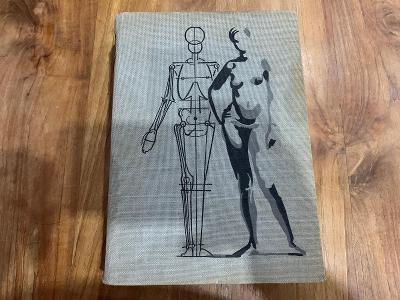anatomie pro malíře Gottfried Bammes