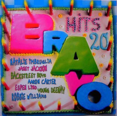 various BRAVO HITS 20 - 2CD 1998