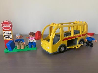 Lego Duplo 5636 - Autobus velký