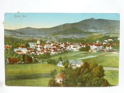 Český Dub, okr. Liberec 1911
