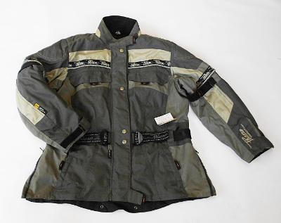 Textilní bunda dámská PHARAO- vel. 42/XL, chrániče