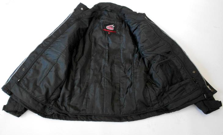 """Textilní bunda """"Hein Gericke"""" vel. L, Odep.termovložka - Náhradní díly a příslušenství pro motocykly"""