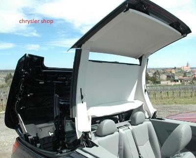 Chrysler Sebring 07-10 cabrio , pevná střecha  MOPAR
