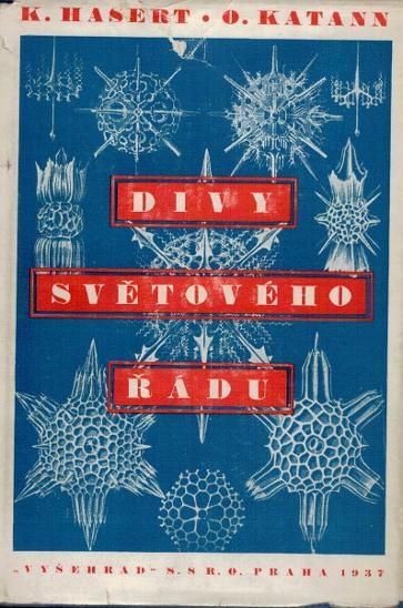Konstantin Hasert: Divy světového řádu, 1937 - Knihy