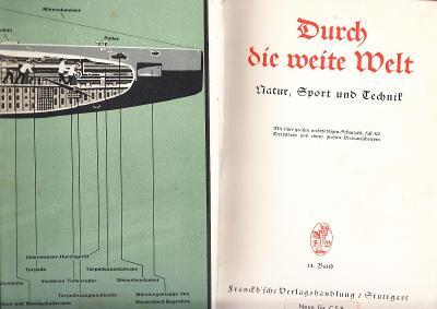 DURCH DIE WEITE WELT 1936