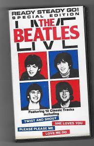 VHS The Beatles original