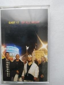 MC East 17 UP ALL NIGHT