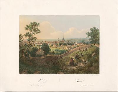 Plzeň, 1860, Haun
