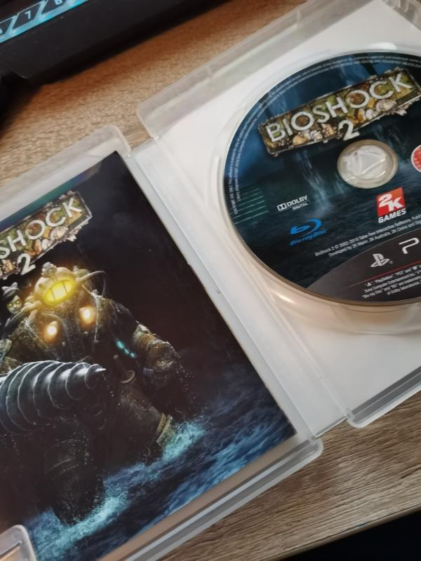 BIOSHOCK 2 Ps3 - Hry