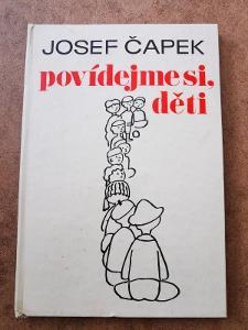Josef Čapek - povídejme si, děti 1986
