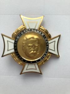 Mackensenův čestný kříž 1. třídy