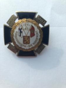 Německo-finský kříž 1941-1943 ve zlatě