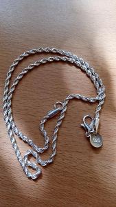 řetízek sterlingové stříbro