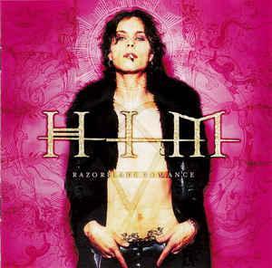 HIM - Razorblade Romance CD 1999  digipack - Hudba