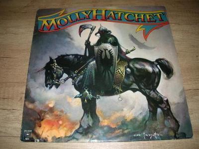 Molly Hatchet – Molly Hatchet (1978) UK 1.Press , TOP STAV!!!