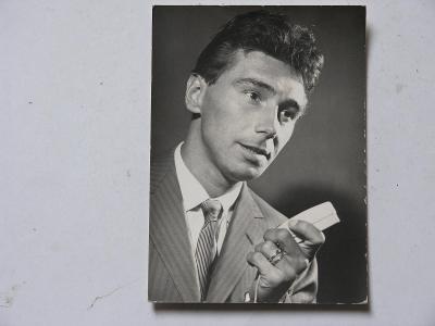 Josef Zíma - hodně mladý