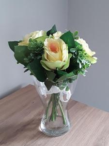 Květinová dekorace - růže