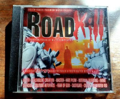 ROADKILL -  Pavement Music Compilation - 1998 VADER, MASTER, EVOKE ...