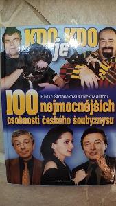 100 NEJMOCNĚJŠÍCH OSOBNOSTÍ ČESKÉHO ŠOUBYZNYSU (KNIHA)