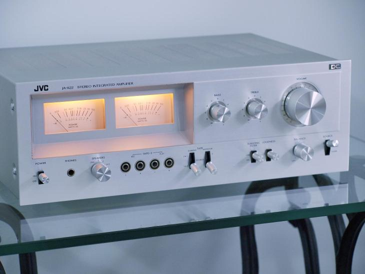 JVC JA-S22 - TV, audio, video