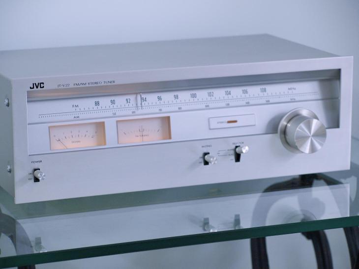 JVC JT-V22 - TV, audio, video