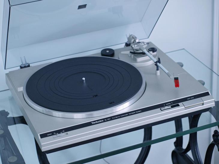 Technics SL-B31 - TV, audio, video