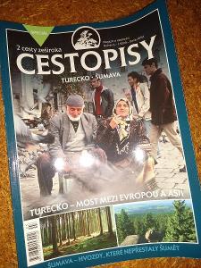 časopis - Cestopisy 1/2009