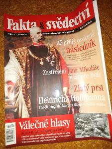 časopis - Fakta a svědectví - 2/2012