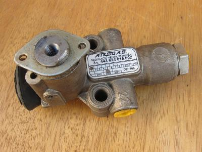 Regulační ventil pérování TATRA 815 - Ateso, asi použitý