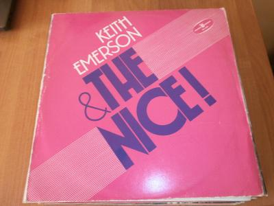 LP Keith Emerson and the Nice : s/t