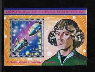 Rovníková Guinea 93 Kosmos - Apollo-Sojuz, Koperník