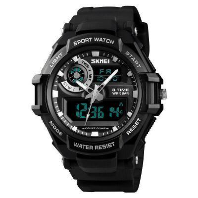 Hodinky SKMEI 1357 - pánské sportovní digitální vodotěsné hodinky 50m