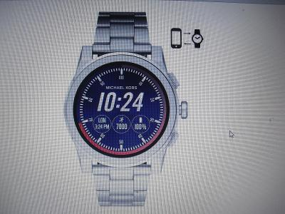 Michael Kors MKT 5025 smartwatch