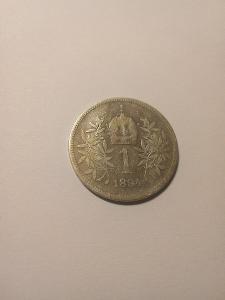 1 korona 1894 ag