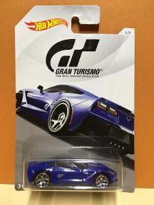 '14 Corvette Stingray - Hot Wheels - Gran Turismo 4/8