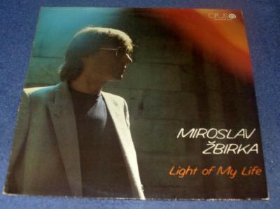 LP Miroslav Žbirka - Light of My Life