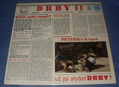LP Peterka & spol. - Drby II.