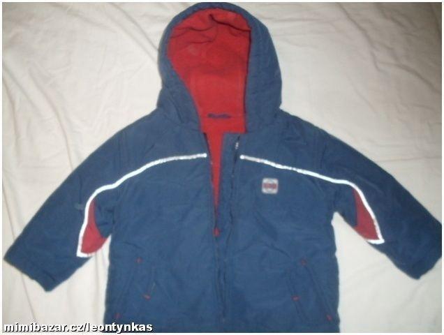 zimní bunda BHS vel.80 - Oblečení