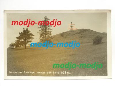Doupov, Kadaň, Ostrov, Karlovy Vary - Zaniklý hrad Hradiště- triangl