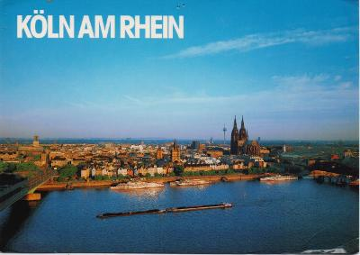 Nemecko - Koln am Rhein
