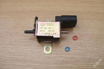 ventil magnetický Octavia 1,9 od 2001 orig. - 06A 906 283F