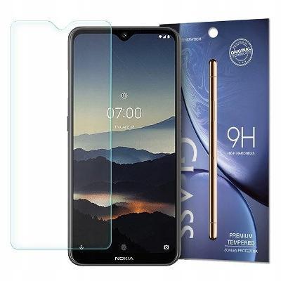 Kvalitní tvrzené ochranné sklo tempered glass 9H pro Nokia 7.2