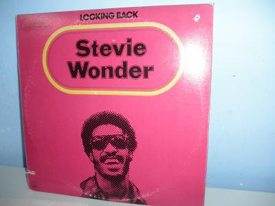3LP STEVIE WONDER - LOOKING BACK - LIMITED ED. MOTOWN USA 1977 - NM !