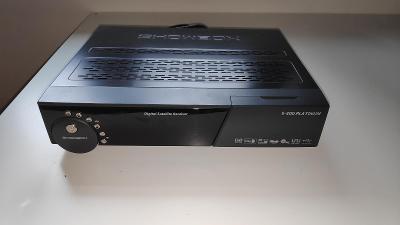 Satelitní přijímač Showbox S300 Platinum plně funkční