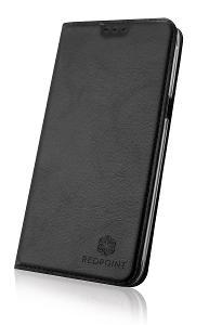 Pouzdro Redpoint BOOK Slim - Lenovo Moto M Černá